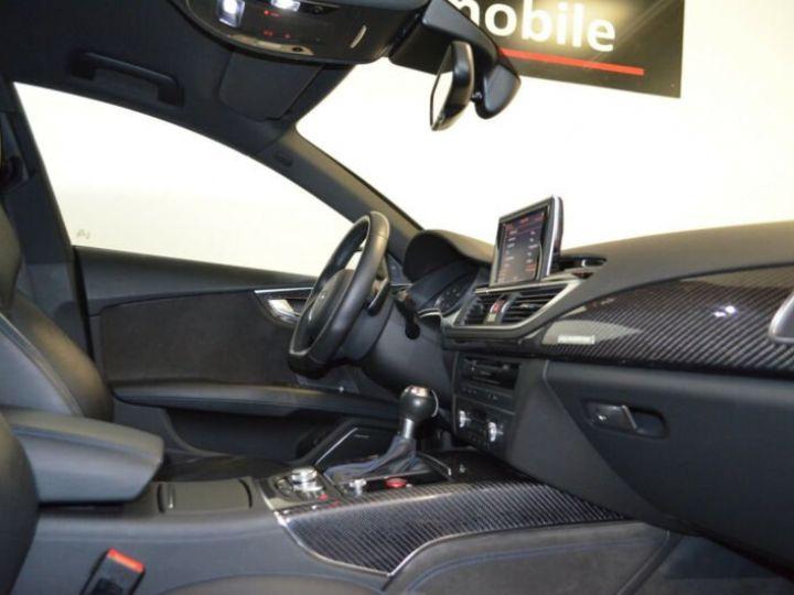 Audi RS7 Performance / Siège RS / Carbon / Haut - Parleur B&O Noir métallisée  - 12