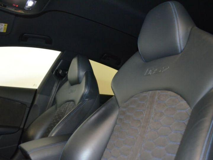 Audi RS7 Performance / Siège RS / Carbon / Haut - Parleur B&O Noir métallisée  - 14