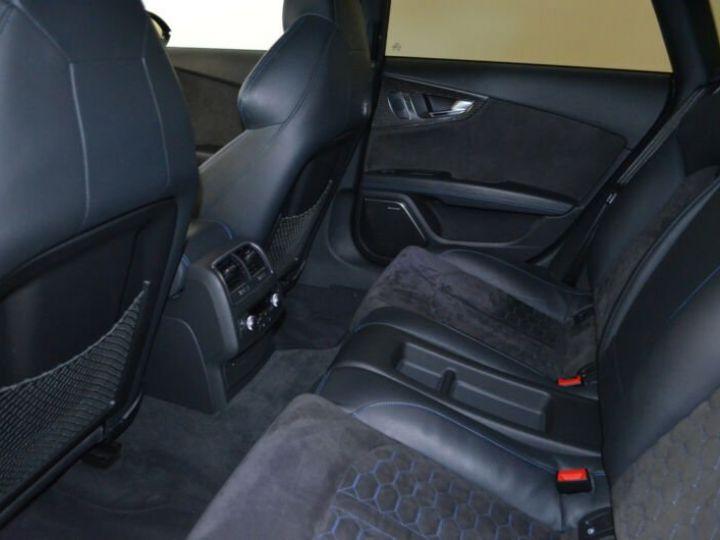 Audi RS7 Performance / Siège RS / Carbon / Haut - Parleur B&O Noir métallisée  - 16