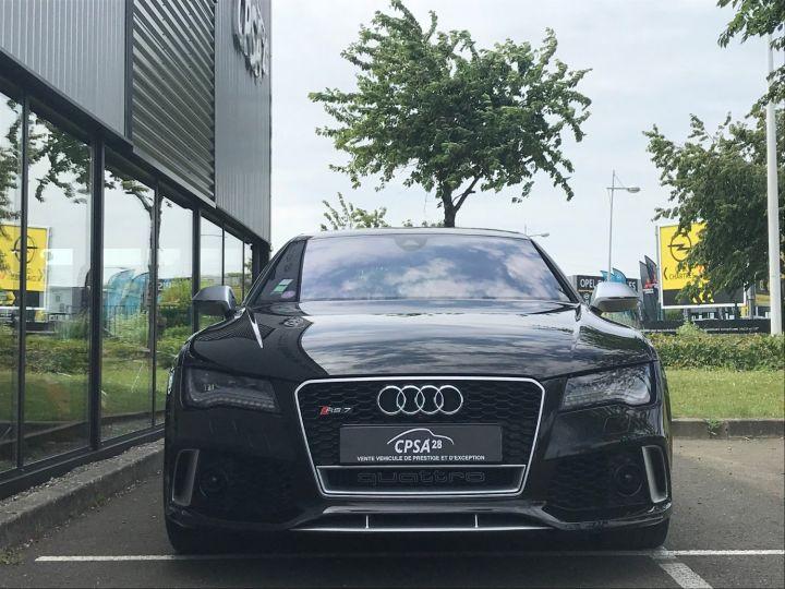 Audi RS7 SPORTBACK 4.0 TFSI 560 QUATTRO TIPTRONIC noir métal - 3