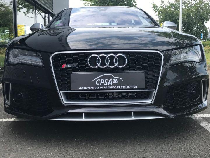 Audi RS7 SPORTBACK 4.0 TFSI 560 QUATTRO TIPTRONIC noir métal - 5