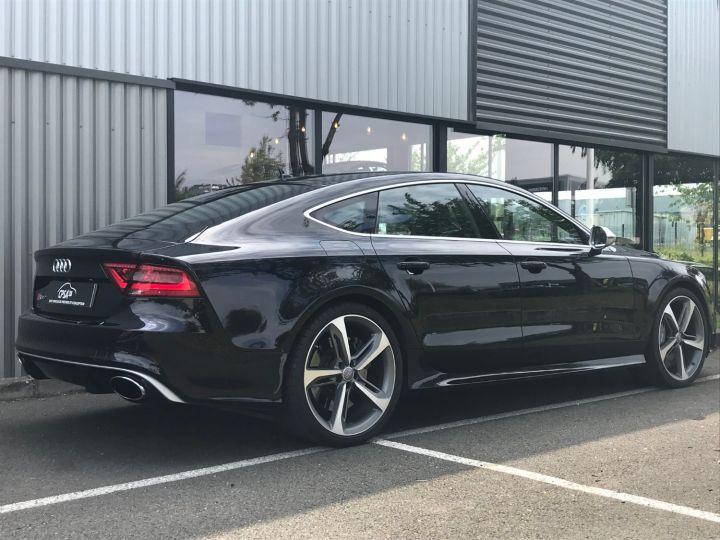 Audi RS7 SPORTBACK 4.0 TFSI 560 QUATTRO TIPTRONIC noir métal - 7