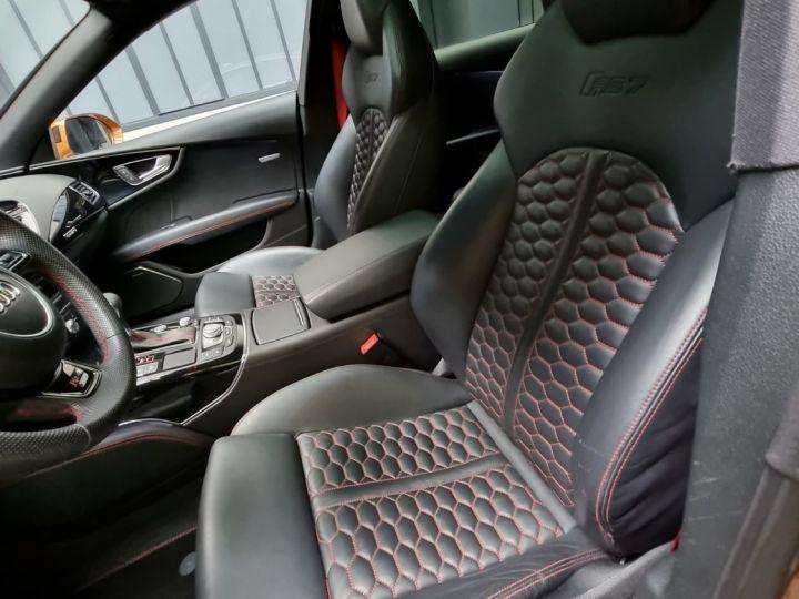 Audi RS7 Sportback 4.0 TFSI 560 Quattro Tiptronic Ipanema Brown - 6