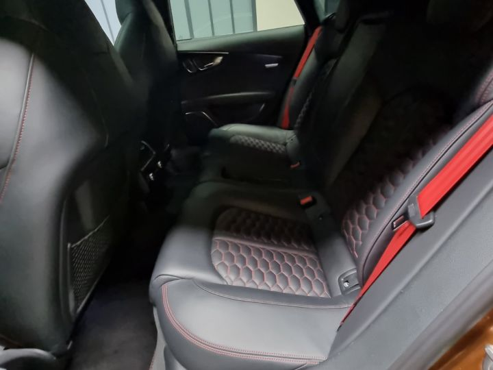 Audi RS7 Sportback 4.0 TFSI 560 Quattro Tiptronic Ipanema Brown - 7