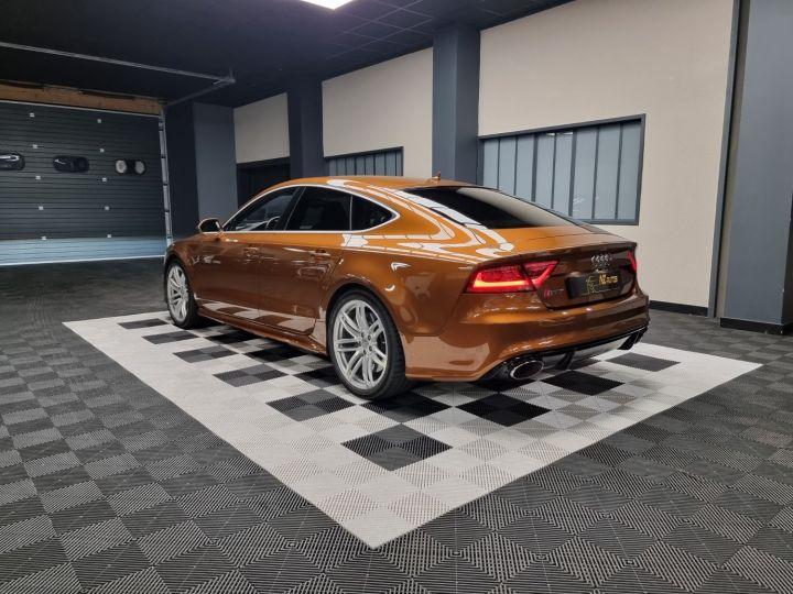 Audi RS7 Sportback 4.0 TFSI 560 Quattro Tiptronic Ipanema Brown - 3