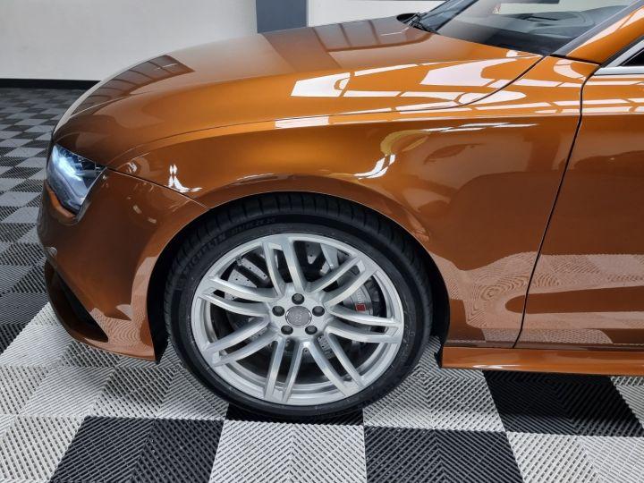 Audi RS7 Sportback 4.0 TFSI 560 Quattro Tiptronic Ipanema Brown - 14
