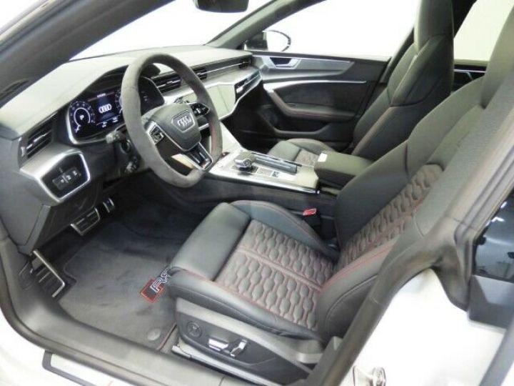 Audi RS7 SPORTBACK 4.0 TFSI QUATTRO BLANC PEINTURE METALISE  Occasion - 3