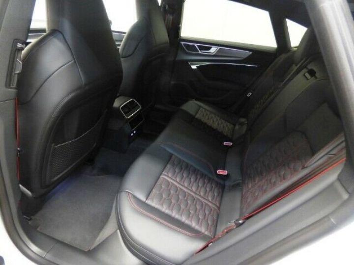 Audi RS7 SPORTBACK 4.0 TFSI QUATTRO BLANC PEINTURE METALISE  Occasion - 4