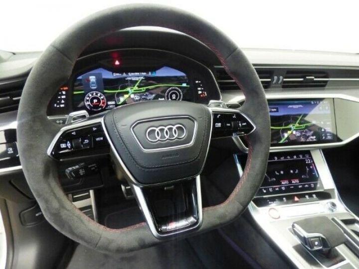 Audi RS7 SPORTBACK 4.0 TFSI QUATTRO BLANC PEINTURE METALISE  Occasion - 5