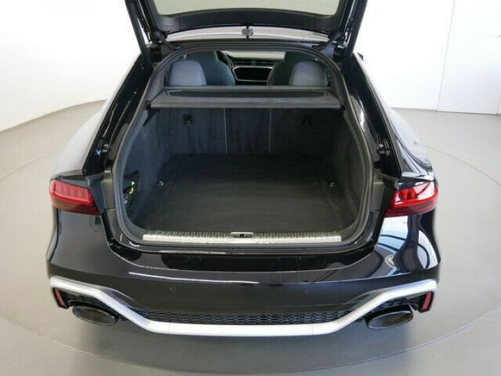 Audi RS7 Sportback V8 4.0 TFSI 600 Tiptronic 8 Quattro / CERAMIQUE / GPS/ TOIT PANO/ GARANTIE 12 MOIS Noir métallisée  - 5