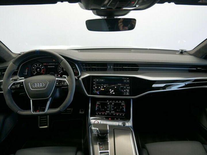 Audi RS7 Sportback V8 4.0 TFSI 600 Tiptronic 8 Quattro / CERAMIQUE / GPS/ TOIT PANO/ GARANTIE 12 MOIS Noir métallisée  - 8