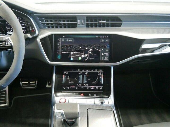 Audi RS7 Sportback V8 4.0 TFSI 600 Tiptronic 8 Quattro / CERAMIQUE / GPS/ TOIT PANO/ GARANTIE 12 MOIS Noir métallisée  - 9