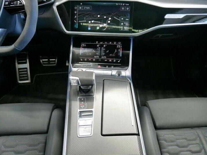 Audi RS7 Sportback V8 4.0 TFSI 600 Tiptronic 8 Quattro / CERAMIQUE / GPS/ TOIT PANO/ GARANTIE 12 MOIS Noir métallisée  - 10