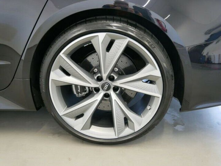 Audi RS7 Sportback V8 4.0 TFSI 600 Tiptronic 8 Quattro / CERAMIQUE / GPS/ TOIT PANO/ GARANTIE 12 MOIS Noir métallisée  - 12