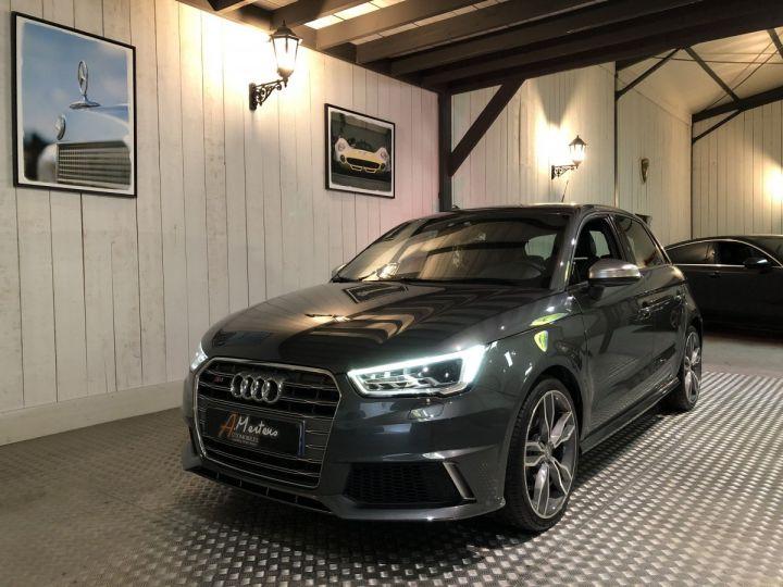 Audi S1 SPORTBACK 2.0 TFSI 231 CV QUATTRO BV6 Gris - 2