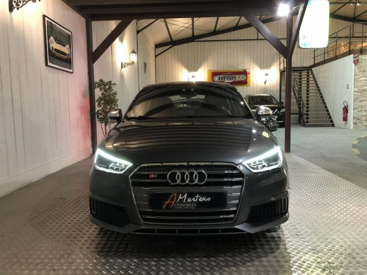 Audi S1 SPORTBACK 2.0 TFSI 231 CV QUATTRO BV6 Gris - 3