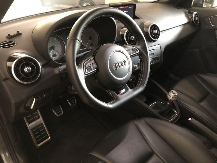 Audi S1 SPORTBACK 2.0 TFSI 231 CV QUATTRO BV6 Gris - 5