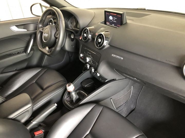 Audi S1 SPORTBACK 2.0 TFSI 231 CV QUATTRO BV6 Gris - 6