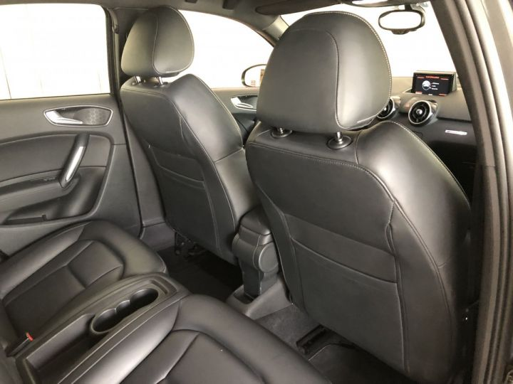 Audi S1 SPORTBACK 2.0 TFSI 231 CV QUATTRO BV6 Gris - 8