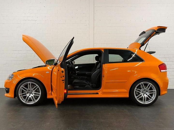 Audi S3 2L TFSI QUATTRO AUDI EXCLUSIVE  ORANGE  - 10