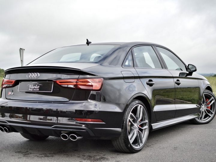 Audi S3 Audi s3 berline ph.2 2.0 tfsi 310 stronic led 2017 NOIR PANTHERE - 4