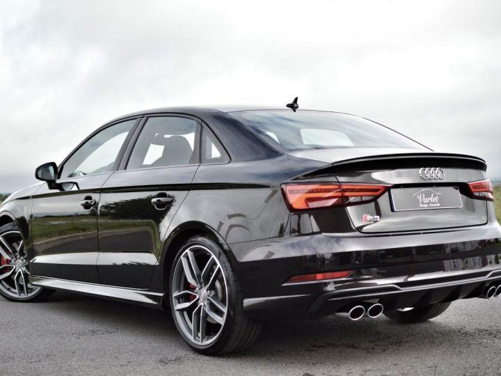 Audi S3 Audi s3 berline ph.2 2.0 tfsi 310 stronic led 2017 NOIR PANTHERE - 6