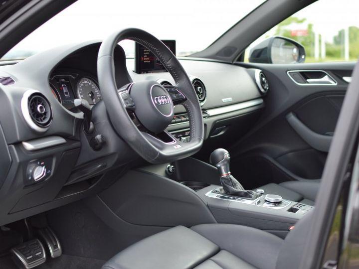 Audi S3 Audi s3 berline ph.2 2.0 tfsi 310 stronic led 2017 NOIR PANTHERE - 7