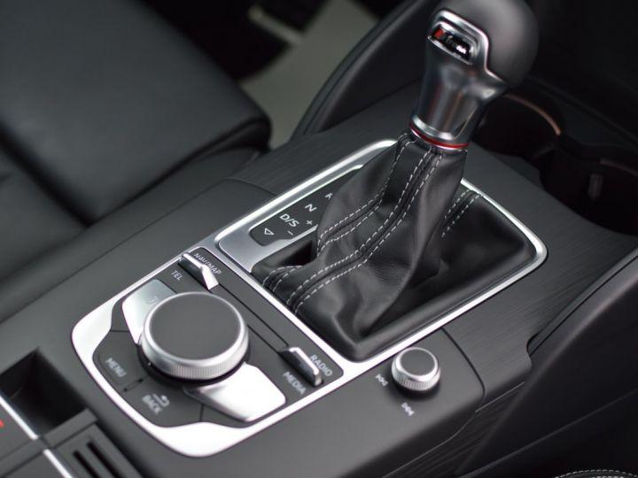 Audi S3 Audi s3 berline ph.2 2.0 tfsi 310 stronic led 2017 NOIR PANTHERE - 10