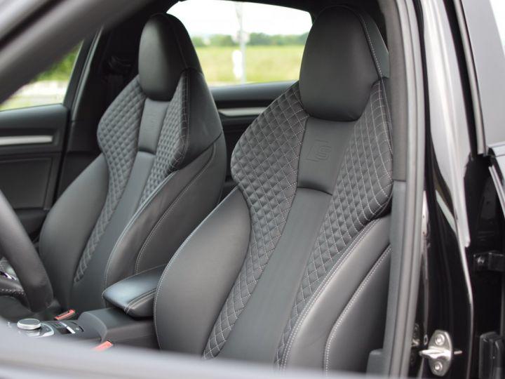 Audi S3 Audi s3 berline ph.2 2.0 tfsi 310 stronic led 2017 NOIR PANTHERE - 12