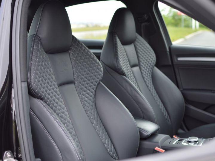 Audi S3 Audi s3 berline ph.2 2.0 tfsi 310 stronic led 2017 NOIR PANTHERE - 13