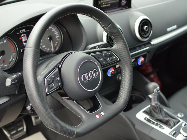 Audi S3 Audi s3 berline ph.2 2.0 tfsi 310 stronic led 2017 NOIR PANTHERE - 16