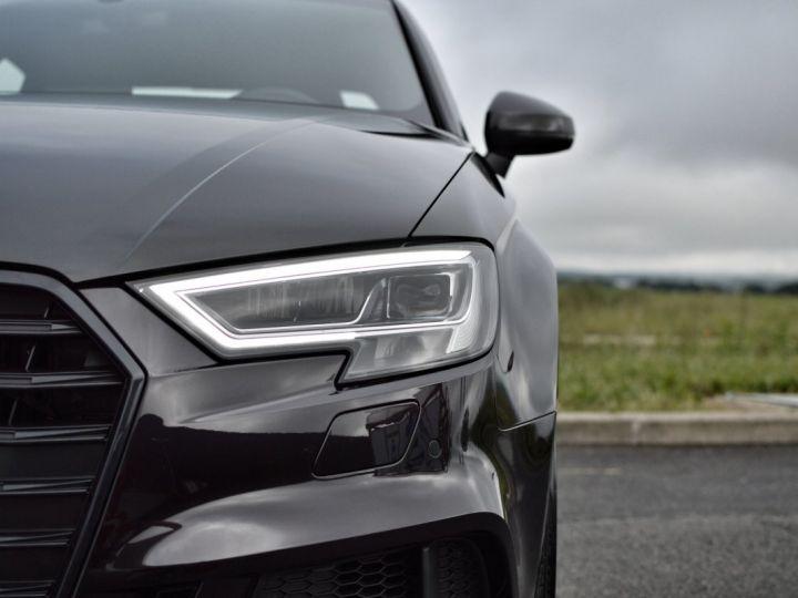 Audi S3 Audi s3 berline ph.2 2.0 tfsi 310 stronic led 2017 NOIR PANTHERE - 19