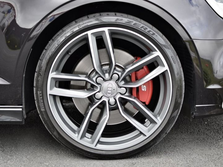 Audi S3 Audi s3 berline ph.2 2.0 tfsi 310 stronic led 2017 NOIR PANTHERE - 21
