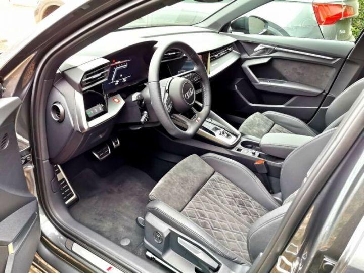 Audi S3 Audi S3 TFSI Sportback S tronic * malus inclus * toit ouvrant  gris daytonna - 8