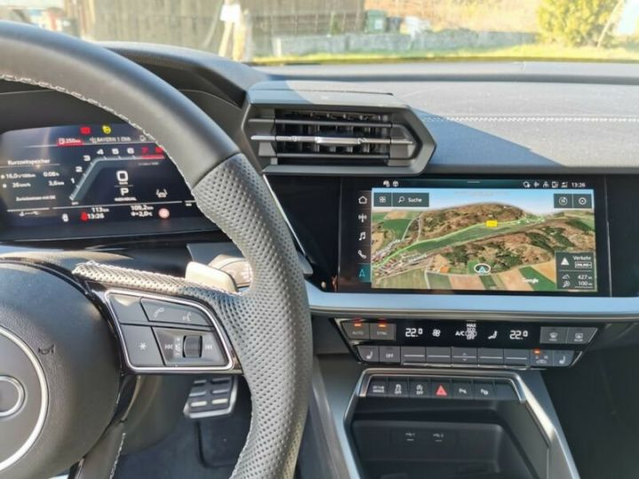Audi S3 Audi S3 TFSI Sportback S tronic * malus inclus * toit ouvrant  gris daytonna - 10