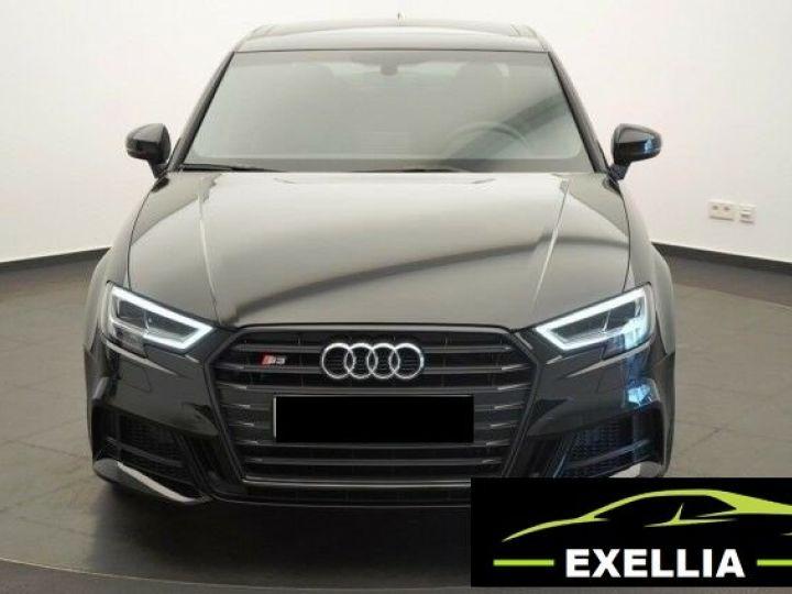 Audi S3 BERLINE 2.0 TFSI QUATTRO  NOIR Occasion - 1