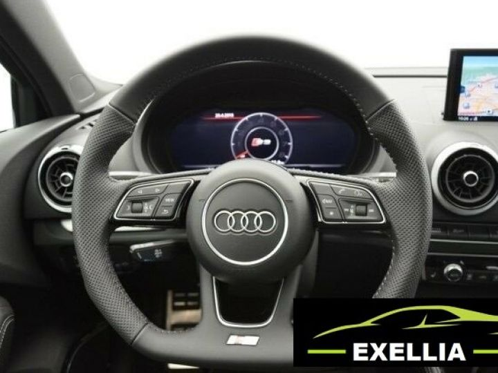 Audi S3 BERLINE 2.0 TFSI QUATTRO  NOIR Occasion - 7