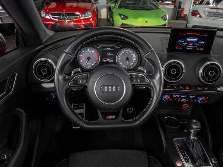 Audi S3 CABRIOLET 2.0 TFSI 300 QUATTRO  Rouge effet perlé - 6