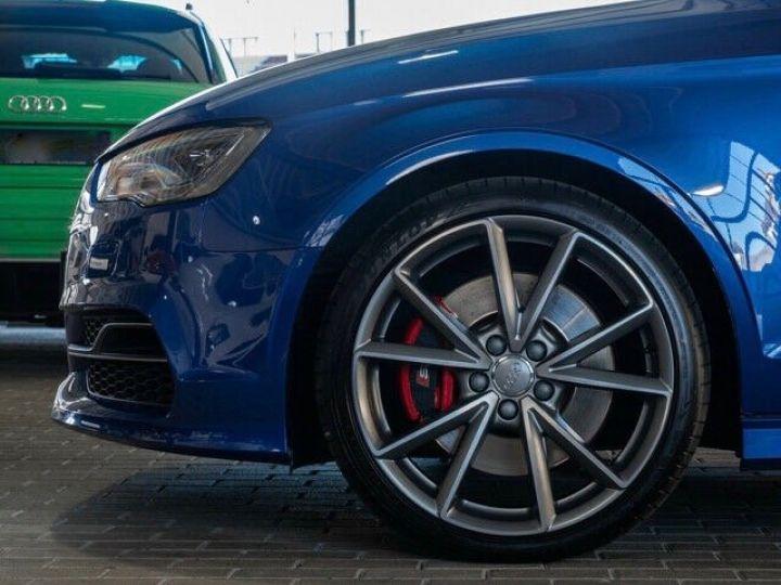 Audi S3 CABRIOLET 2.0 TFSI 300 QUATTRO Bleu Sepang effet nacré - 3
