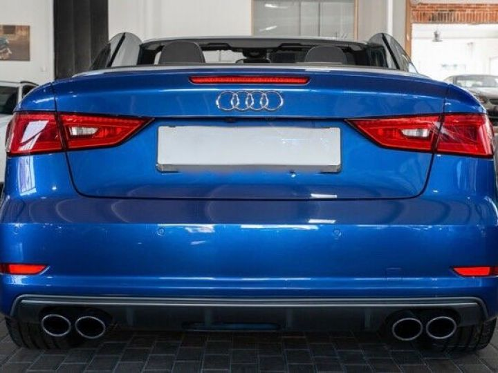 Audi S3 CABRIOLET 2.0 TFSI 300 QUATTRO  Bleu Sepang effet nacré - 5
