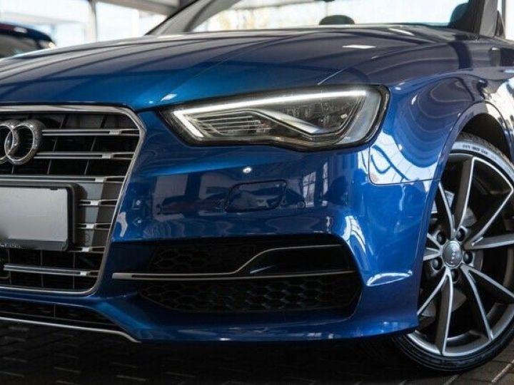 Audi S3 CABRIOLET 2.0 TFSI 300 QUATTRO Bleu Sepang effet nacré - 7