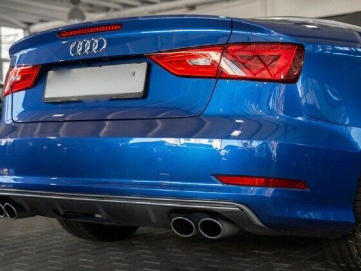 Audi S3 CABRIOLET 2.0 TFSI 300 QUATTRO Bleu Sepang effet nacré - 8