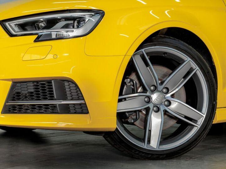 Audi S3 S3 Berline 2.0 TFSI Quattro jaune Vegas - 5