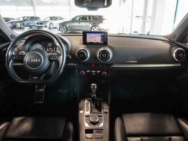 Audi S3 SPORTBACK 2.0 TFSI 300 QUATTRO Noir Mythos métallisé - 6
