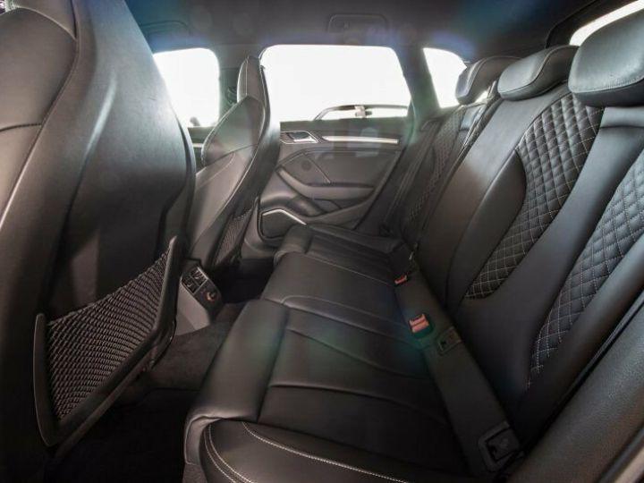 Audi S3 SPORTBACK 2.0 TFSI 300 QUATTRO Noir Mythos métallisé - 10