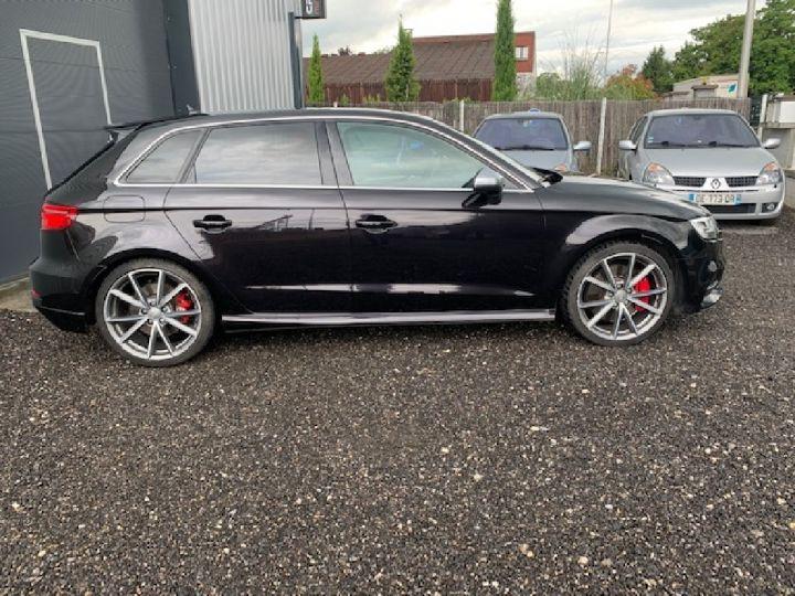 Audi S3 SPORTBACK 2.0 TFSI 310 S tronic 7 Quattro  Noir - 3