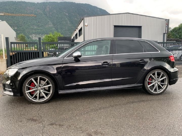Audi S3 SPORTBACK 2.0 TFSI 310 S tronic 7 Quattro  Noir - 4