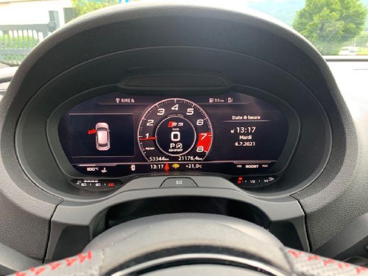 Audi S3 SPORTBACK 2.0 TFSI 310 S tronic 7 Quattro  Noir - 6