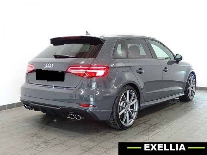 Audi S3 Sportback 2.0 TFSI Quattro  GRIS PEINTURE METALISE  Occasion - 3