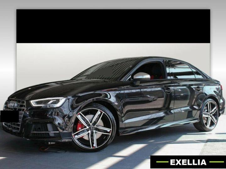 Audi S3 TFSI  NOIR PEINTURE METALISE  Occasion - 1
